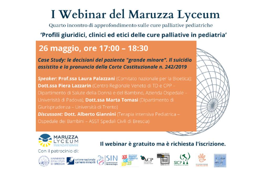 webinar maruzza lyceum IV 26 maggio 2021